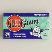 Glee Peppermint Gum