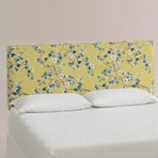 Green Tea Sakura Loran Upholstered Headboard