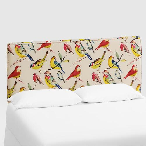Bird Watcher Loran Headboard