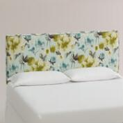 Lime Rosie Loran Upholstered Headboard