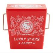 Hello Kitty Lucky Stars Candy Tins, Set of 3