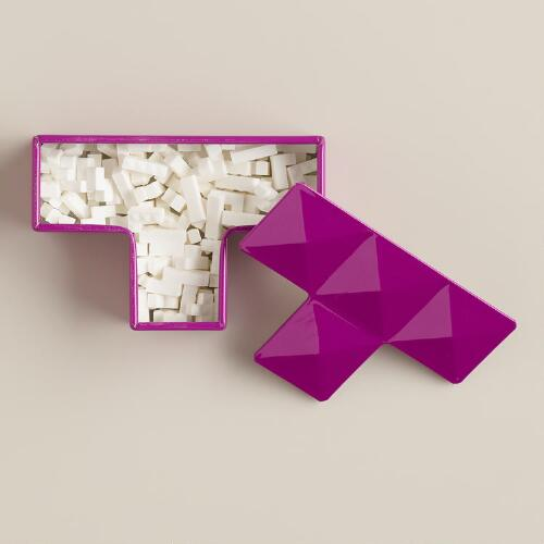 Tetris Candies Tin