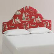 Pagoda Road Elsie Upholstered Headboard