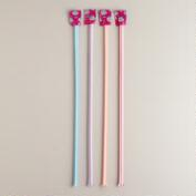 Nestle Giant Pixy Stix, Set of 4
