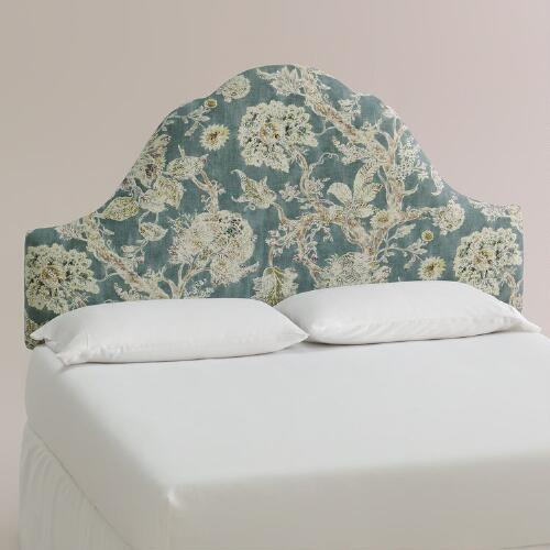 Millie Elsie Upholstered Headboard