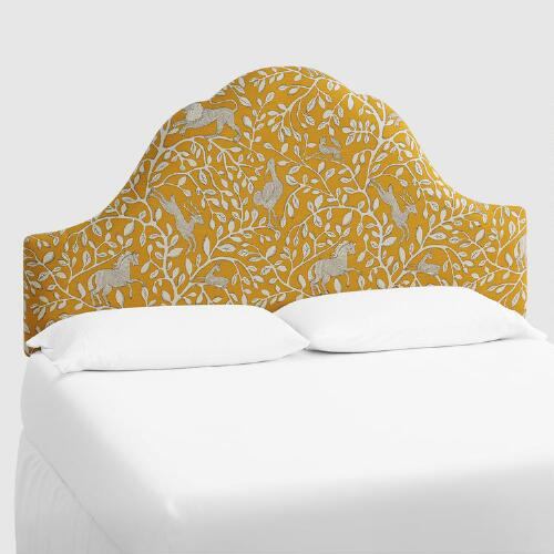 Pantheon Elsie Upholstered Headboard