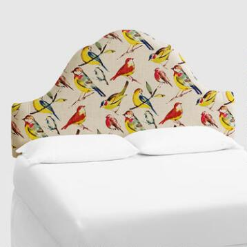 Bird Watcher Elsie Headboard