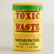 Toxic Waste Drums Sour Candy