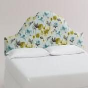 Lime Rosie Elsie Upholstered Headboard