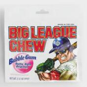 Big League Chew Original Bubblegum