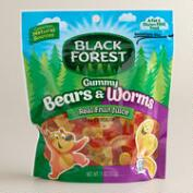 Ferrara Black Forest Gummy Bears and Worms