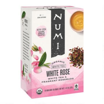 Numi White Rose Tea