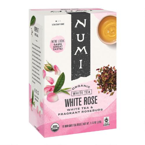 Numi Wild Rose Tea