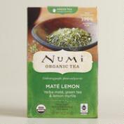 Numi Yerba Maté Lemon Tea