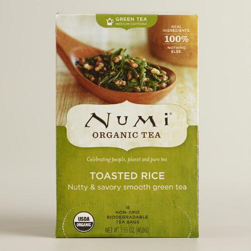 Numi Toasted Rice Tea