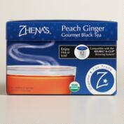Zhena's Gypsy Tea Peach and Ginger Tea Single Serve Cups