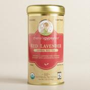 Zhena's Gypsy Tea Red Lavender Tea Tin