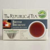 The Republic of Tea British Breakfast One Cuppa Tea