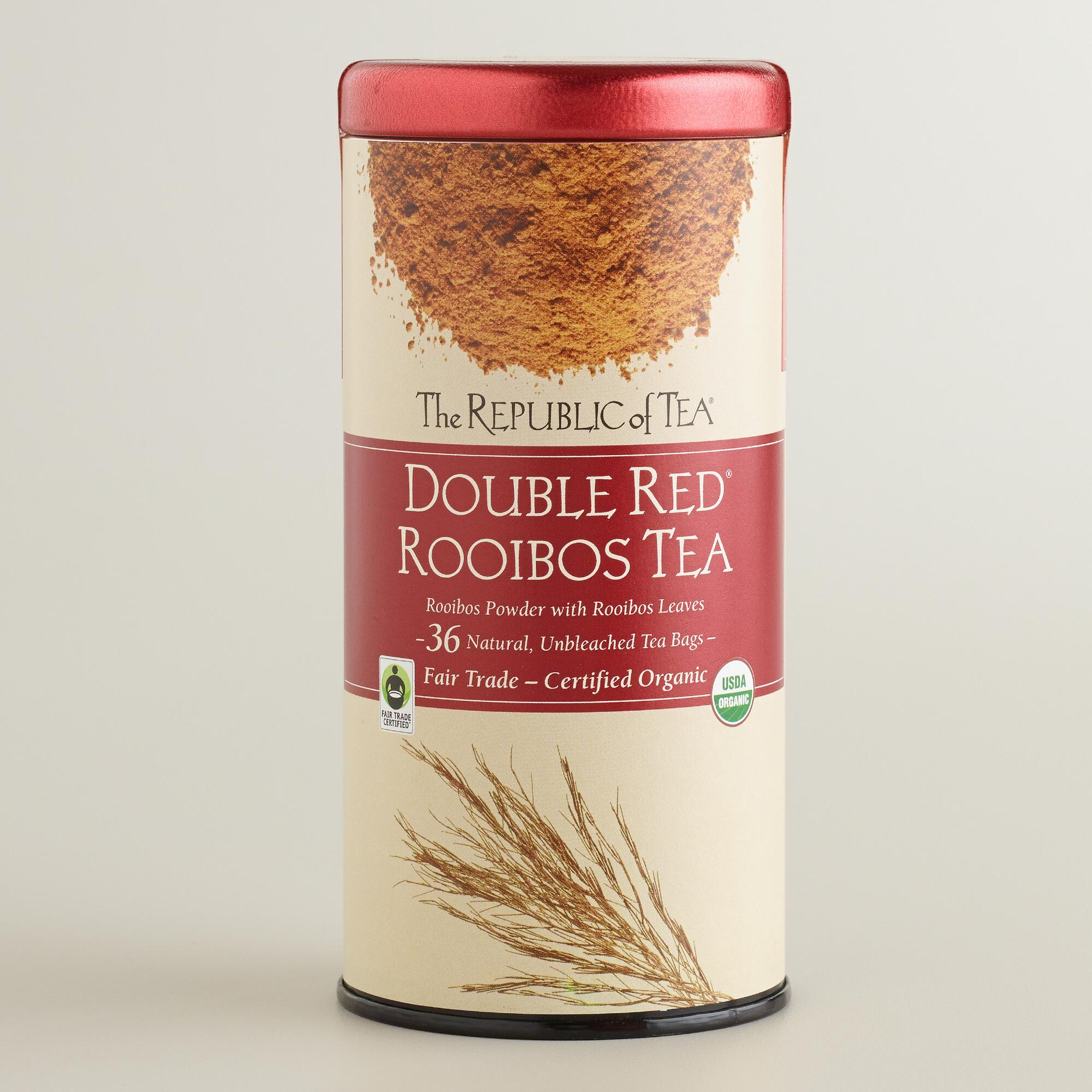 Republic of Tea: Republic of Tea is often pricey (but really, not too much pricier than the others here) but they're often available in your local grocery store. Between their selection of teas.