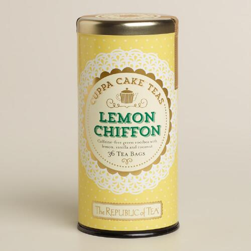 The Republic of Tea Lemon Pound Cake Cuppa Tea