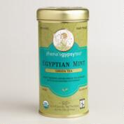 Zhena's Gypsy Tea Egyptian Mint Green Tea Tin