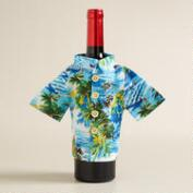 Hawaiian Shirt Wine Bottle Holder