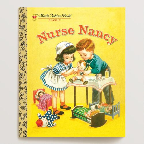 Nurse Nancy, a Little Golden Book