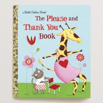 The Please and Thank You Book, a Little Golden Book