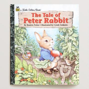 The Tale of Peter Rabbit, a Little Golden Book