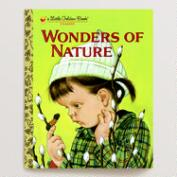 Wonders of Nature, a Little Golden Book