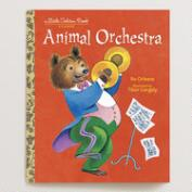 Animal Orchestra, a Little Golden Book