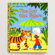 The Boy and the Tigers, a Little Golden Book