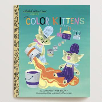 The Color Kittens, a Little Golden Book