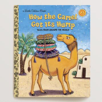 How the Camel Got Its Hump, a Little Golden Book