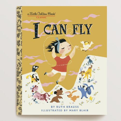 I Can Fly, a Little Golden Book