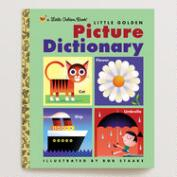 Little Golden Picture Dictionary, a Little Golden Book