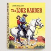 The Lone Ranger, a Little Golden Book