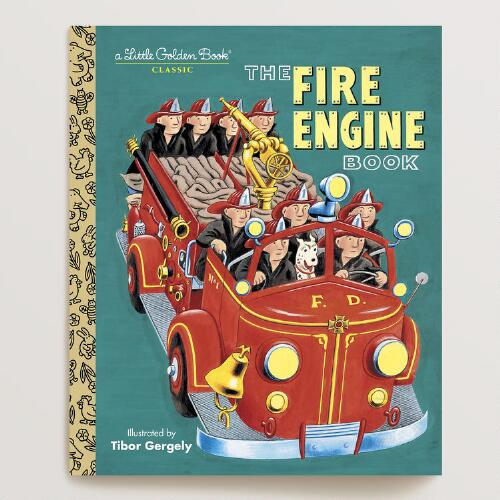 The Fire Engine Book, a Little Golden Book
