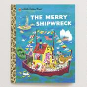 The Merry Shipwreck, a Little Golden Book
