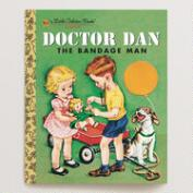 Doctor Dan the Bandage Man, a Little Golden Book