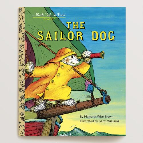 The Sailor Dog, a Little Golden Book