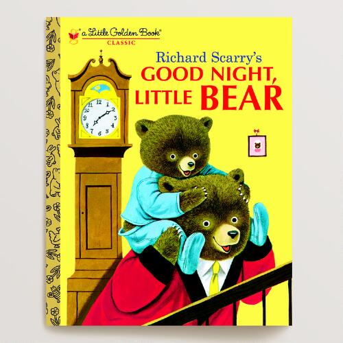 Good Night, Little Bear, a Little Golden Book