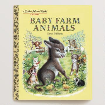 Baby Farm Animals, a Little Golden Book