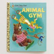 Animal Gym, a Little Golden Book