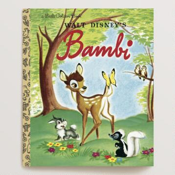 Walt Disney's Bambi, a Little Golden Book