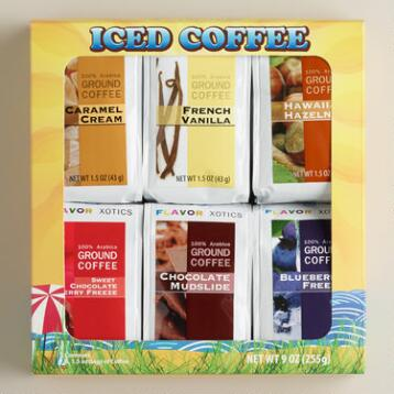 Magnum Flavored Iced Coffees Boxed Set, 6-Piece