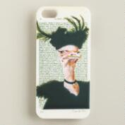 Ostrich Bonjour Paris iPhone 5 Case