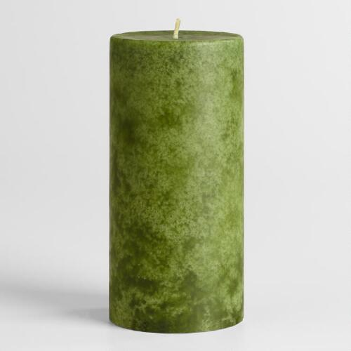 "3"" x 6"" China Pear Pillar Candle"