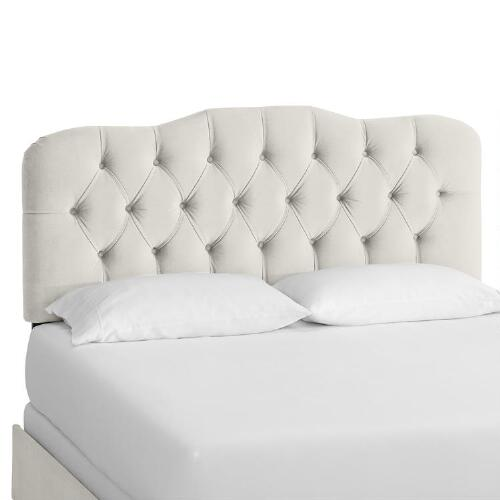 Velvet Rae Upholstered Bed