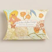 Orange Blossom Pillow Box Soap